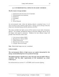 interior lighting design a student u0027s guide