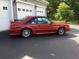 1988 gt mustang 1988 ford mustang gt 5 0 v8 5 speed manual with t tops for sale