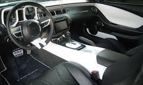 2010 camaro rs interior 2010 2014 5th generation camaro painted door dash panel inserts