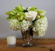 hydrangea arrangements white hydrangea arrangement in manhattan ca manhattan