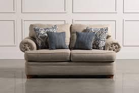 Floor Decor Upland Bridgeport Loveseat Living Spaces