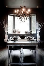 dining room crystal chandelier choose black crystal chandelier for a unique design marku home