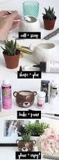 How To Make A Succulent Planter by Diy Clay Animal Head Succulent Planter U2014 Xfallenmoon