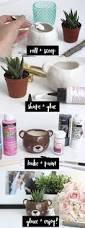 diy clay animal head succulent planter u2014 xfallenmoon