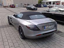 Slr 722 Interior Mercedes Benz Slr Mclaren Wikipedia