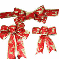 christmas ribbons and bows christmas ribbons bows tree sale 17 deals from 0 54 sheknows