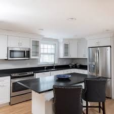 white shaker alba kitchen design center kitchen cabinets nj