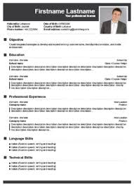 Resumes Templates Online Resume Maker For Free Resume Template And Professional Resume