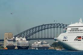 sydney harbor cruises p o five ship spectacular in sydney harbour what s happening