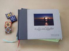 Engraved Wedding Albums The Adventure Begins Wedding Album Photo Booth Album Marriage