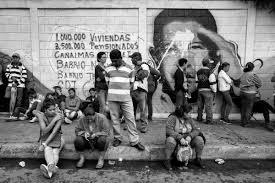 venezuela latin american country faces economic free fall