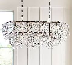 Cheap Chandeliers Under 50 Chandeliers Pottery Barn