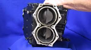 1988 1998 85 115hp johnson evinrude outboard motor powerhead youtube