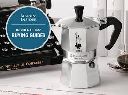 espresso maker how it works the best stovetop espresso makers and moka pots you can buy