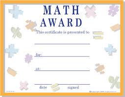 free math certificates certificate free math