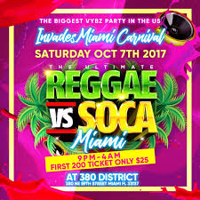 miami beach halloween party 2017 reggae and soca weekly parties toronto fete parties ticketgateway