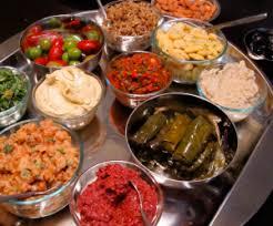 ricette cucina turca meze ovvero gli antipasti della cucina turca in turchia
