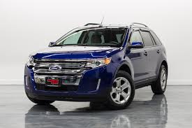 Ford Edge 2006 2013 Ford Edge Sel Ultimate Rides