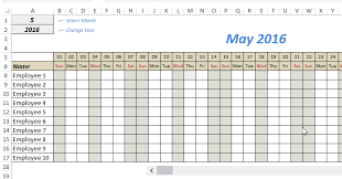 free excel employee schedule template expin franklinfire co