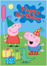 peppa pig birthday 44 best peppa pig birthday party images on pig