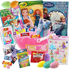 princess easter basket disney princess easter basket 22pc kit easter eggs