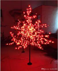 long branch tree lighting led artificial maple tree light christmas light led bulbs 1 8m 6ft