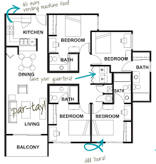 4 bed floor plans sq hazelwood apartments mtsu student housing floor plans available