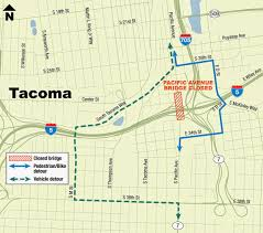 Tacoma Washington Map by The Wsdot Blog Washington State Department Of Transportation