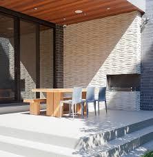 relaxing open terrace idea interior design 3d home contemporary