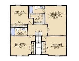 garrison ii house plan schumacher homes