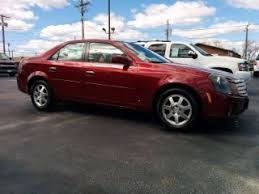 cadillac 2006 cts for sale burgundy cadillac cts for sale in