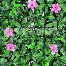 sunwing fake flowers artificial plants greenery wall for garden