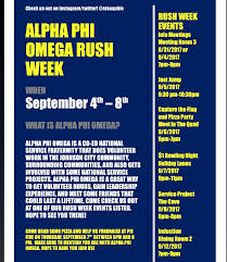 6 Flags Hours Rush Information U2014 Alpha Phi Omega