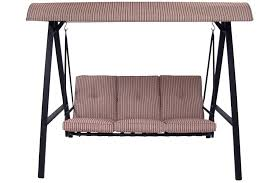 Mainstays Patio Furniture by Mainstays 3 Person Swing Replacement Cushions For Ms 12 092 021 07