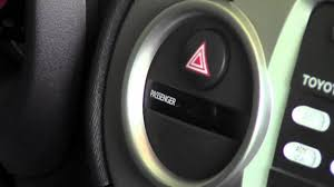 lexus is250 zero point calibration 2012 toyota yaris front occupant classification system how
