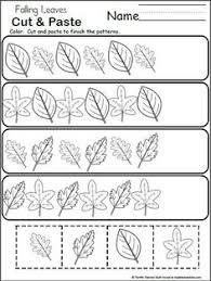 freebie for fall in kindergarten matching ten frames fall