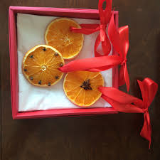 dried orange christmas tree decorations mango menus hong kong