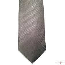 wide tie silver silk solid wide tie silver solid free shipping in usa