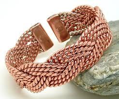 copper bracelet images M48 magnetic copper celtic plait bracelet jpg