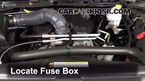 Seeking Fuse Interior Fuse Box Location 2011 2017 Ram 1500 2012 Ram 1500 Slt