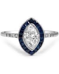 vintage wedding rings for 47 stunning vintage engagement rings martha stewart weddings