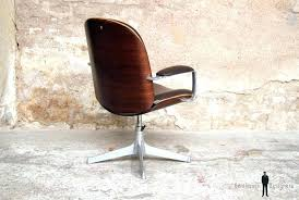 chaise de bureau pivotante chaise de bureau vintage chaise bureau pivotante fauteuil de bureau