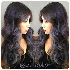 silver storm smokey grayish blue and silver tones color by