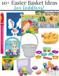 ideas for easter baskets for toddlers toddler easter basket ideas pretty extraordinary