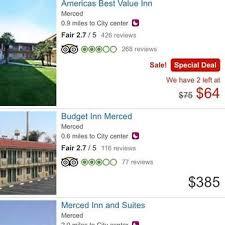 Comfort Inn Merced Budget Inn 18 Photos U0026 15 Reviews Hotels 1215 R St Merced