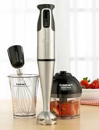 blender cuisine amazon com cuisinart csb 77 smart stick blender with whisk and