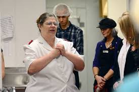 port angeles salvation army provides thanksgiving dinner to