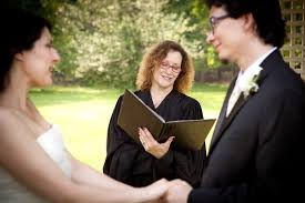 wedding officiator choose a wedding officiant that will create the special ceremony