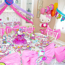 Party City Minnie Mouse Decorations Hello Kitty Party Table Idea Party City