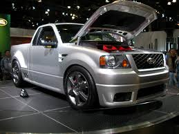 Ford Lightning New Svt F 150 Lightning Concept Which Hits The Streets In 2005
